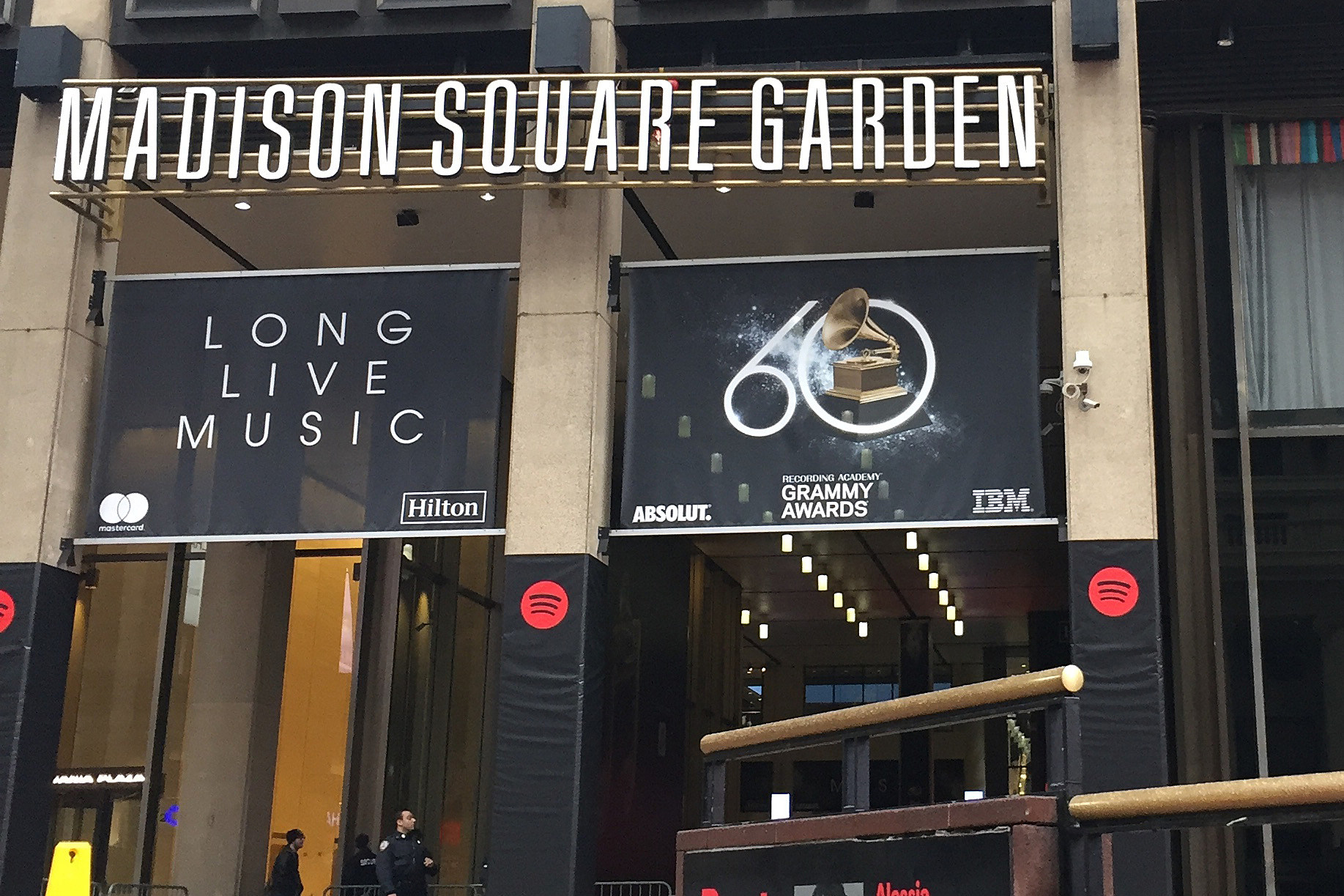 Madison Square Garden (NYSE:MSG) Raised to B at TheStreet