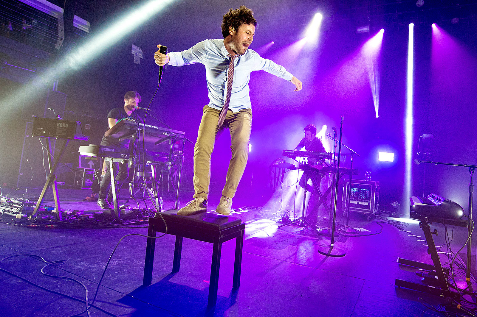 Passion Pit at Terminal 5