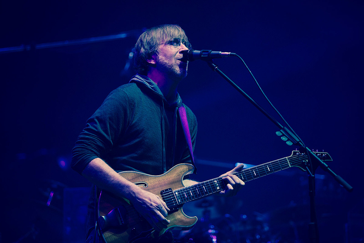 tours announced: Trey Anastasio, Sheer Terror, Reignwolf, Beach Fossils, more