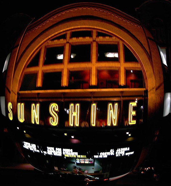 Sunshine Cinema closing January 21 - BrooklynVegan