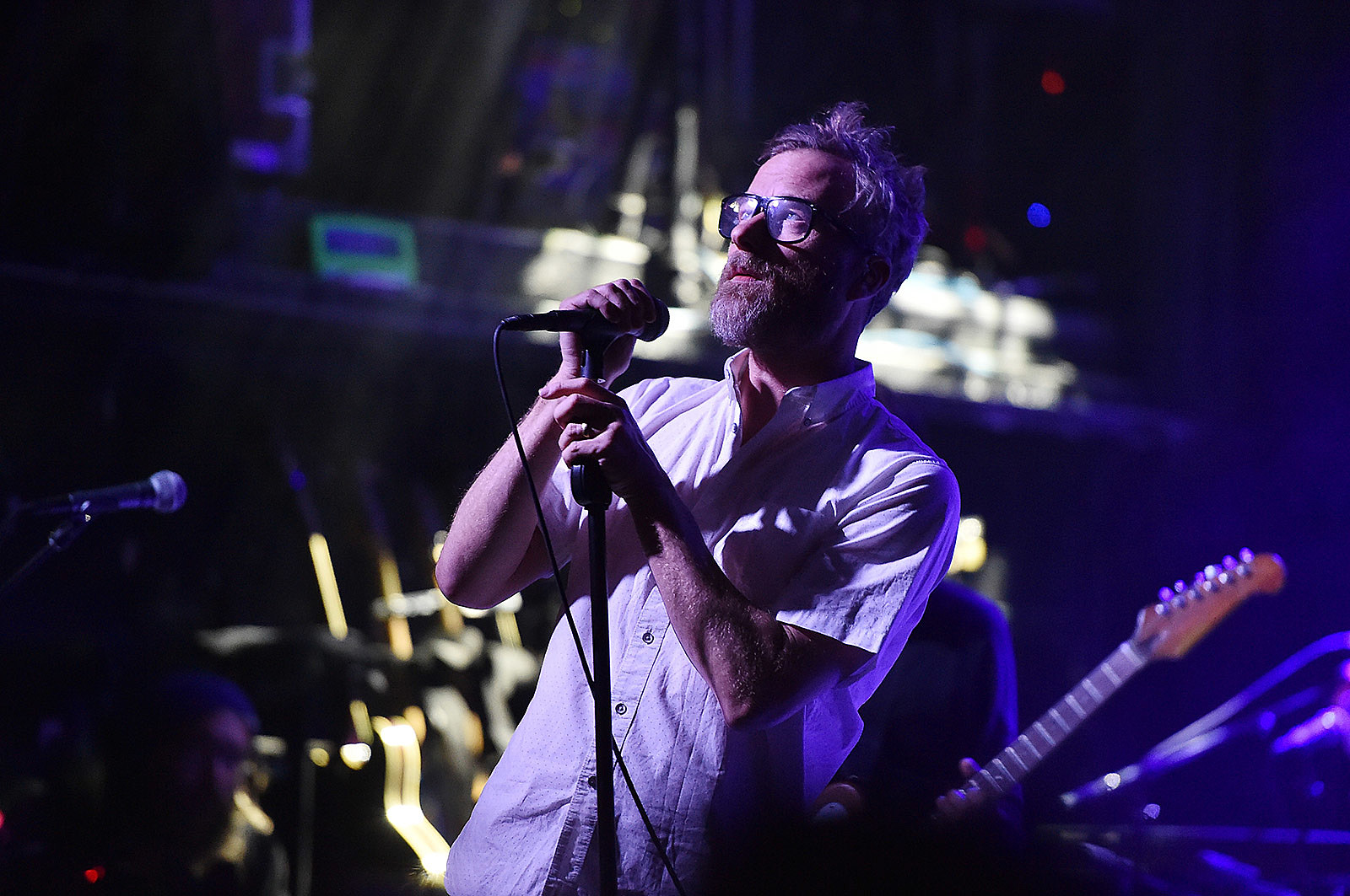 The National at Irving Plaza for Citi Sound Vault