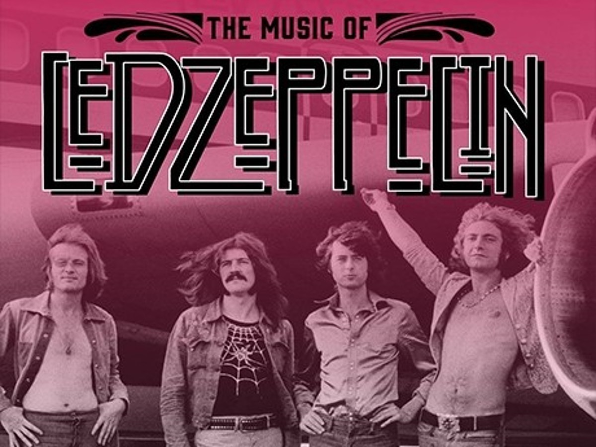 Led Zeppelin tribute rehearsal at City Winery announced