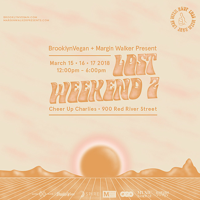 Lost Weekend 2