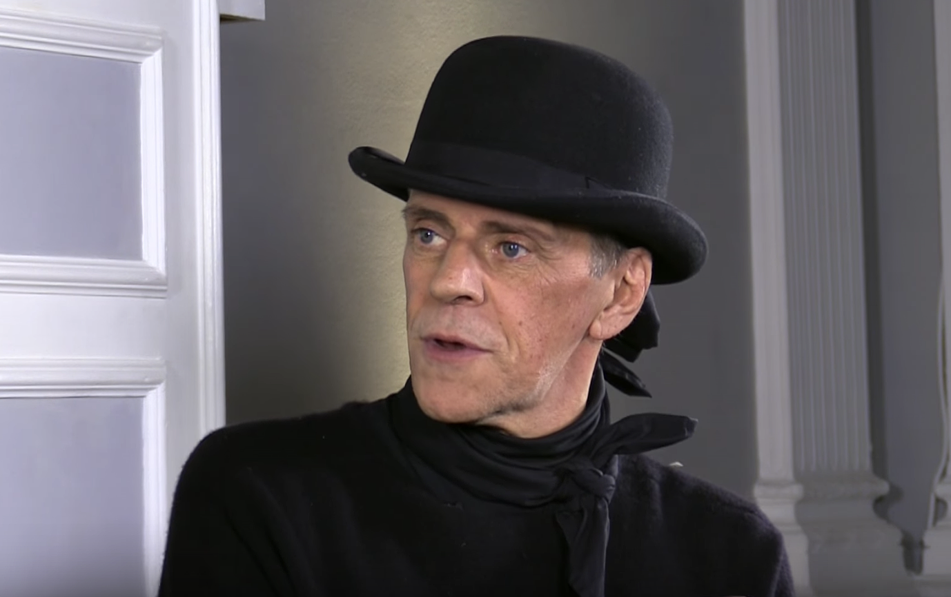 Judy Blame at ICA talk, 2016 (via ICA)
