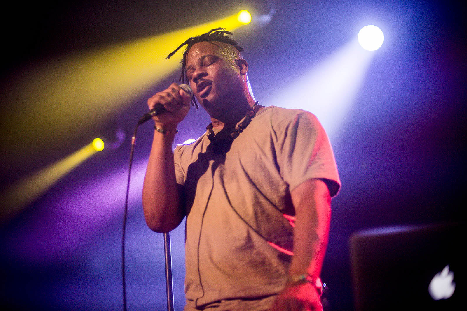 Open Mike Eagle at Music Hall of Williamsburg