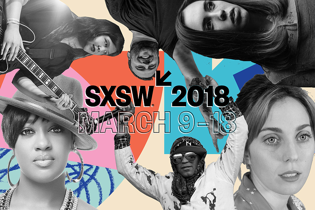 33 Artists We're Excited to See at SXSW 2018