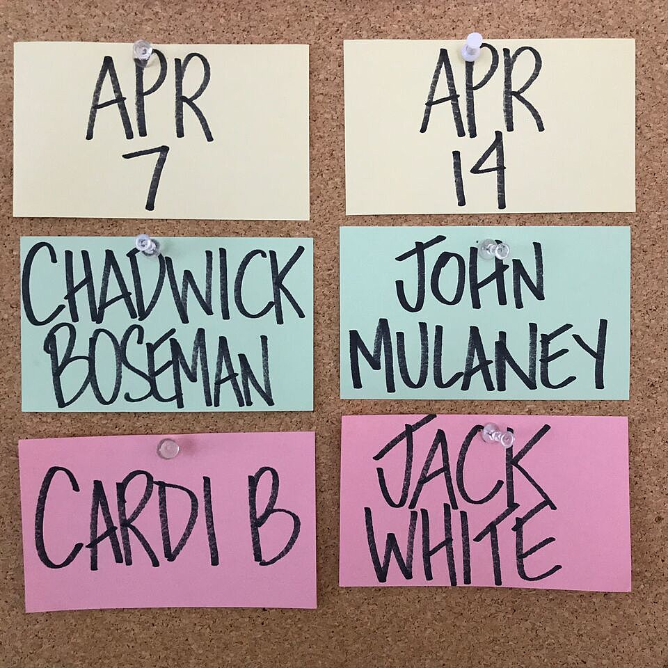 Jack White John Mulaney SNL