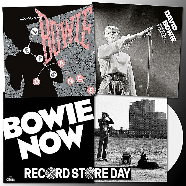 David Bowie - Record Store Day 2018
