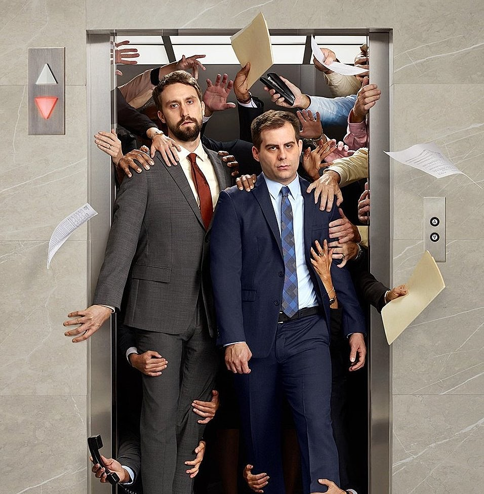 'Corporate' creators/stars Matt Ingebretson and JakeWeisman