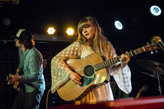 Courtney Marie Andrews at Mercury Lounge