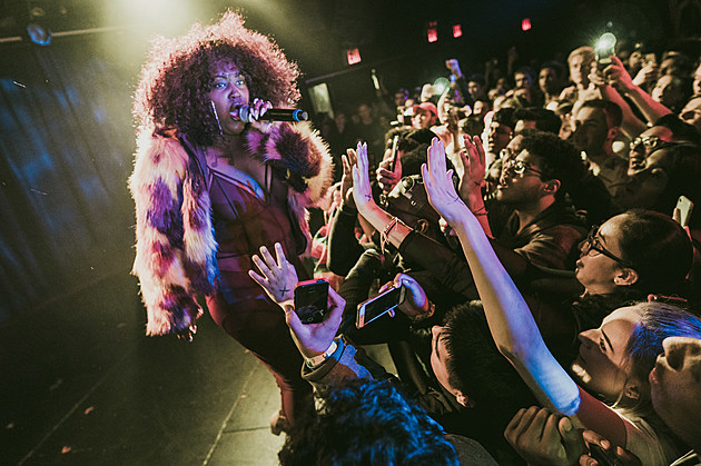 CupcakKe at Le Poisson Rouge