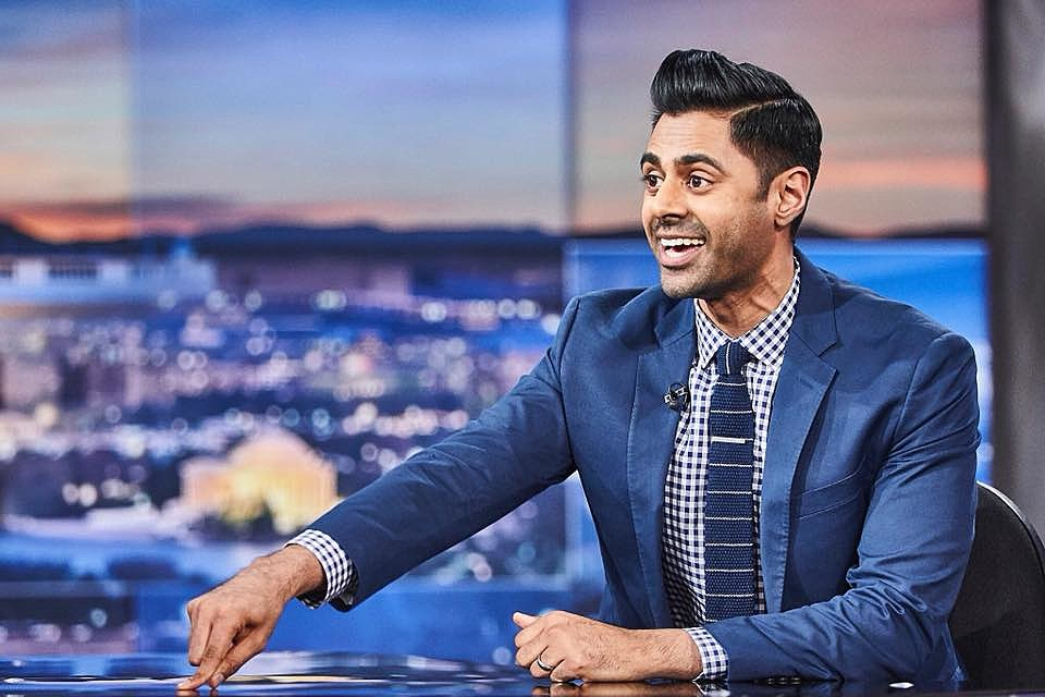 Netflix Sets Daily Show's Hasan Minhaj For New Weekly Talk Show