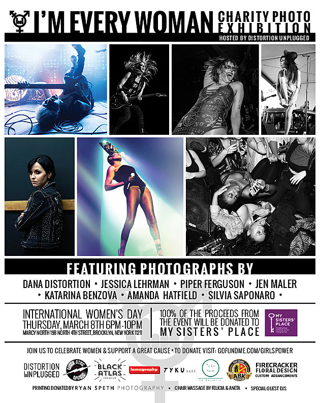I'm Every Woman photo exhibition