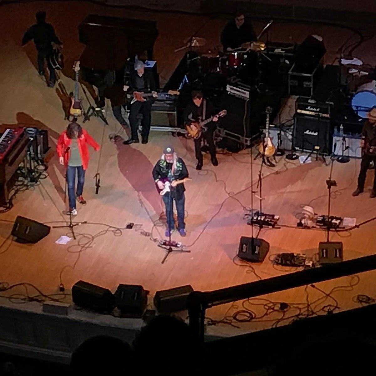 J Mascis, The Zombies more covered Led Zeppelin at Carnegie Hall (videos, setlist)