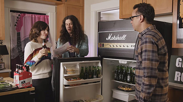 Kurt Vile on 'Portlandia'