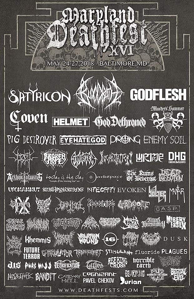Maryland Deathfest