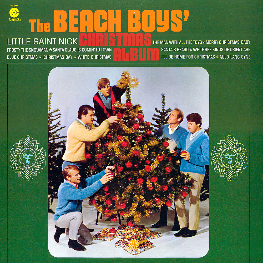 Beach Boys Christmas