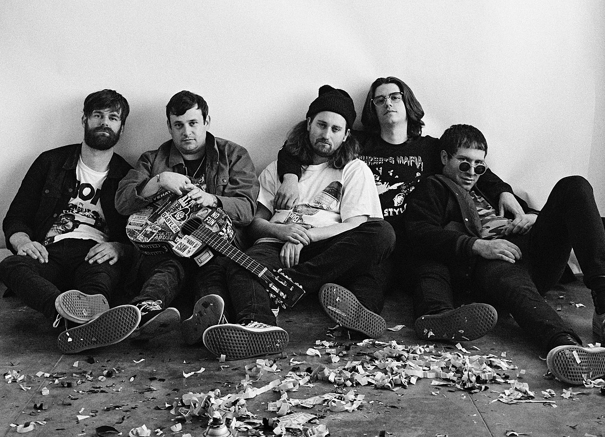 Culture Abuse announce new album for Epitaph, 'Bay Dream,' share