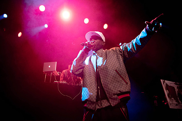 Eric B. and Rakim at Irving Plaza