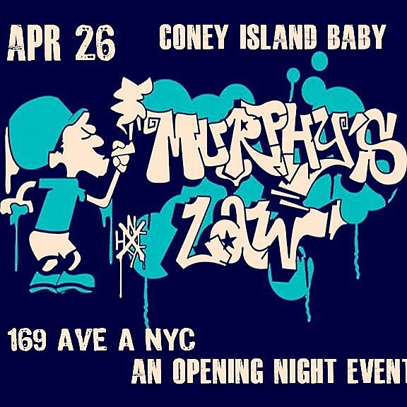 Murphy's Law Coney Island Baby