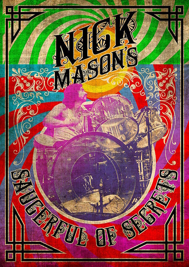 Nick Mason forms supergroup to play early Pink Floyd