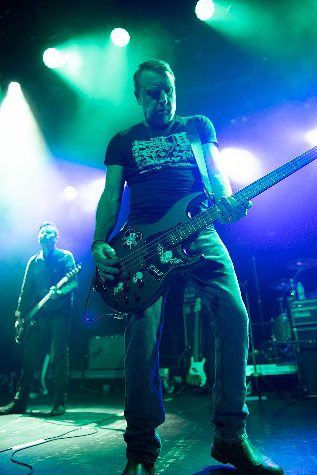 Peter Hook and the Light at Brooklyn Steel
