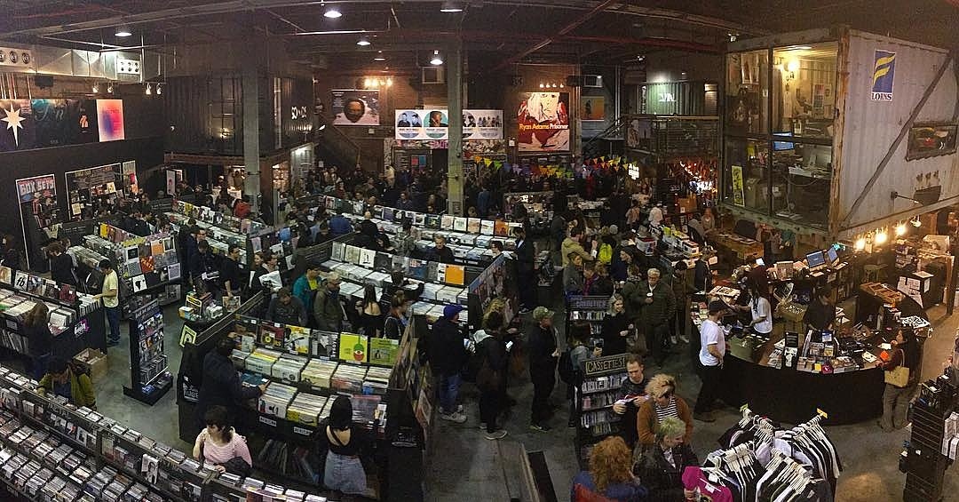Record Store Day 2017 at Rough Trade
