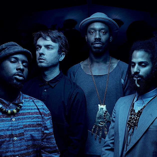 London jazz group Sons of Kemet released 'Your Queen is a