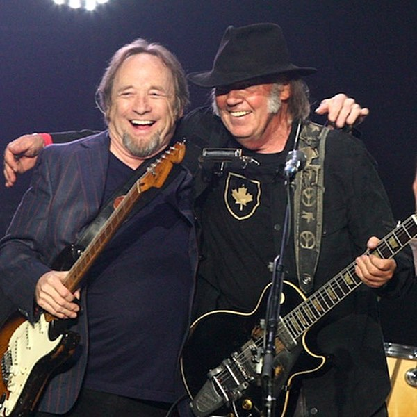stephen stills heartbreakers neil young patti smith beck more