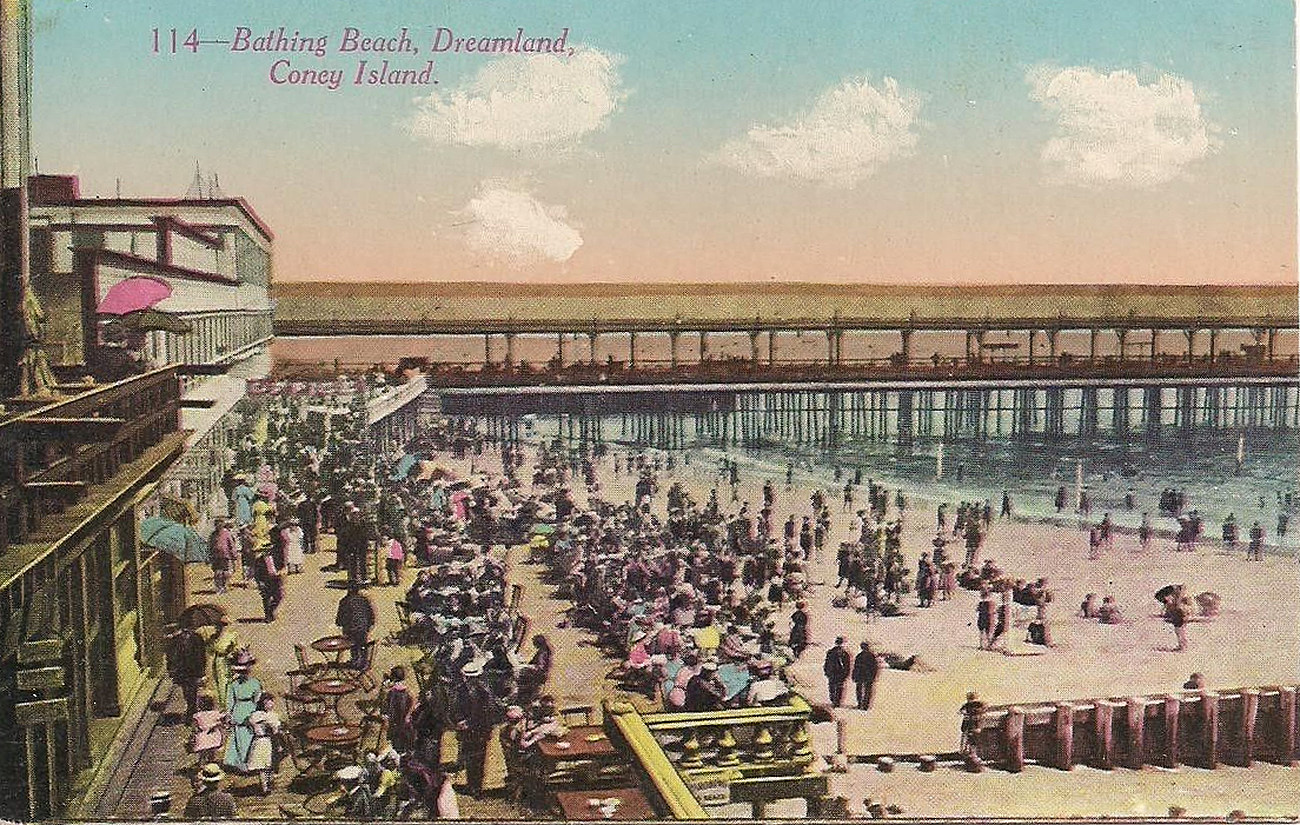 Coney-Island-Dreamland-Bathing-Beach