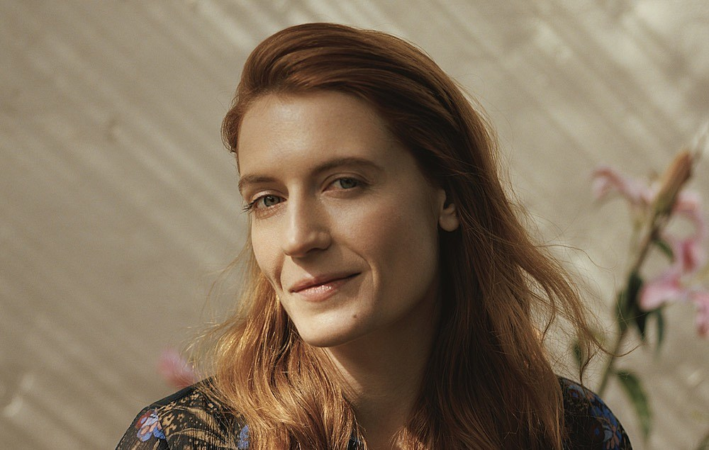 Florence + the Machine Confirms New Album 'High As Hope'