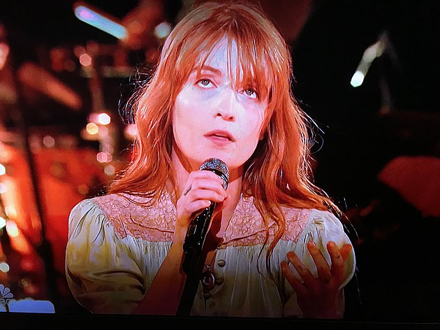 Florence & the Machine on The Voice