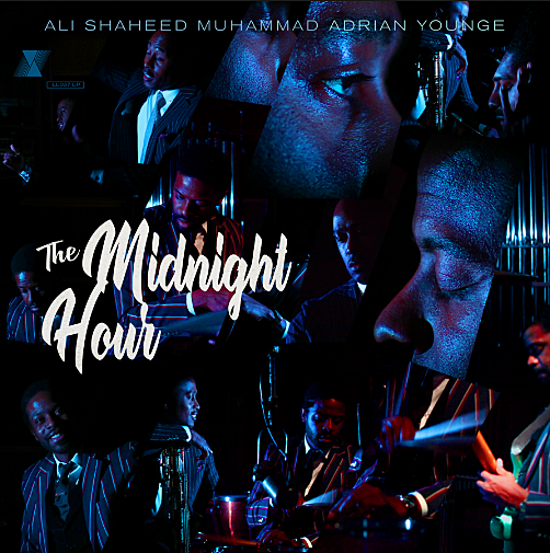 Ali Shaheed Muhammad Adrian Younge Midnight Hour