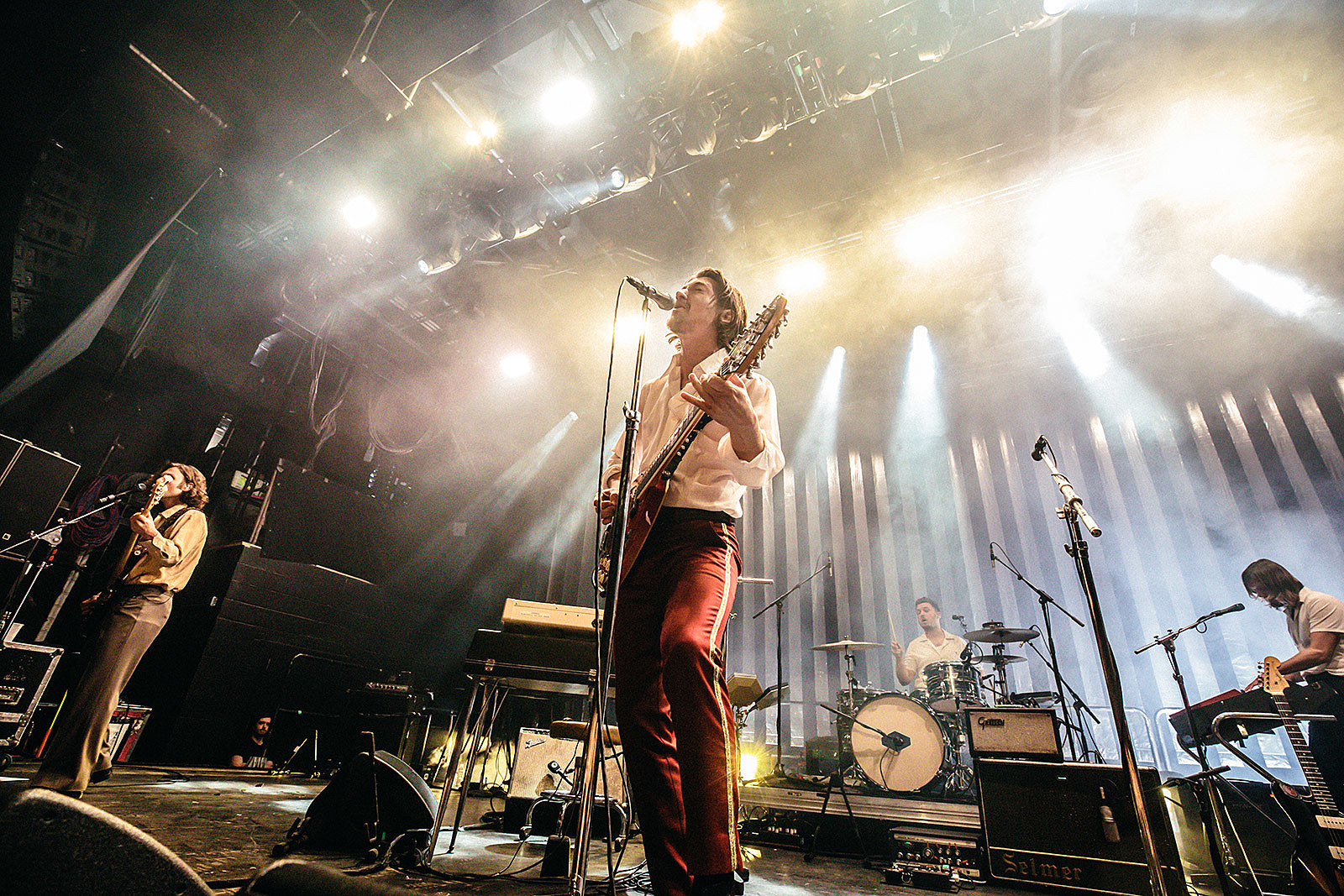 Alex Turner compares 'Tranquility Base Hotel + Casino' to Arctic Monkeys' debut album