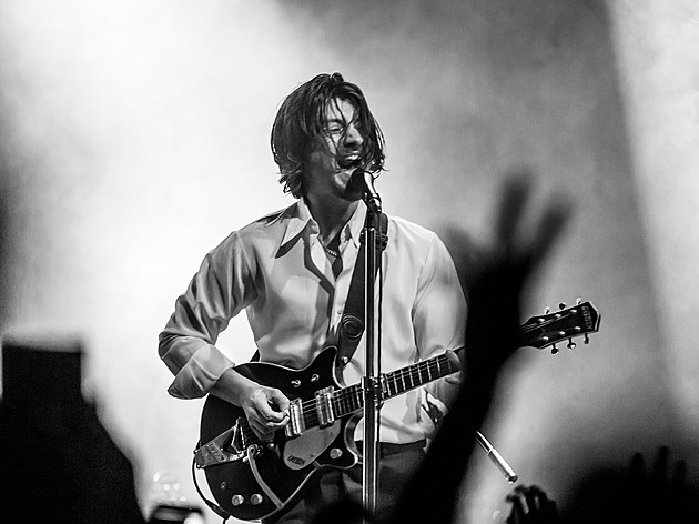 Arctic Monkeys at Brooklyn Steel
