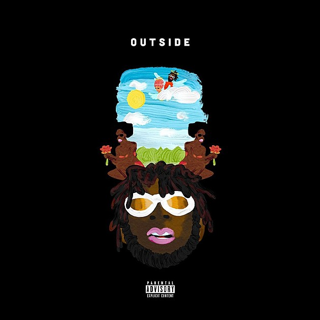 Burna Boy supporting 'Outside' on US tour