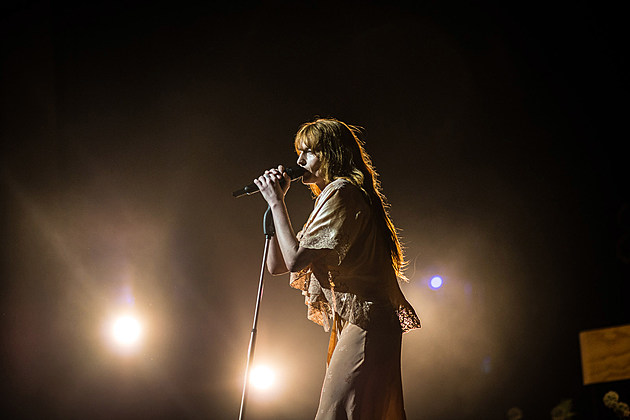 Florence + the Machine announce tour with St  Vincent