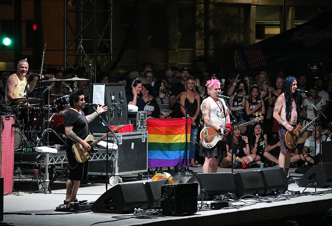 NOFX Criticised For Joking About Muslims & Las Vegas Concert Shooting During Show