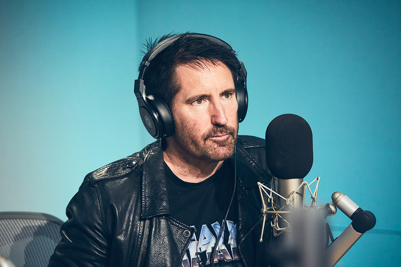 Nine Inch Nails premiere dark jazzy 'God Break Down the Door'