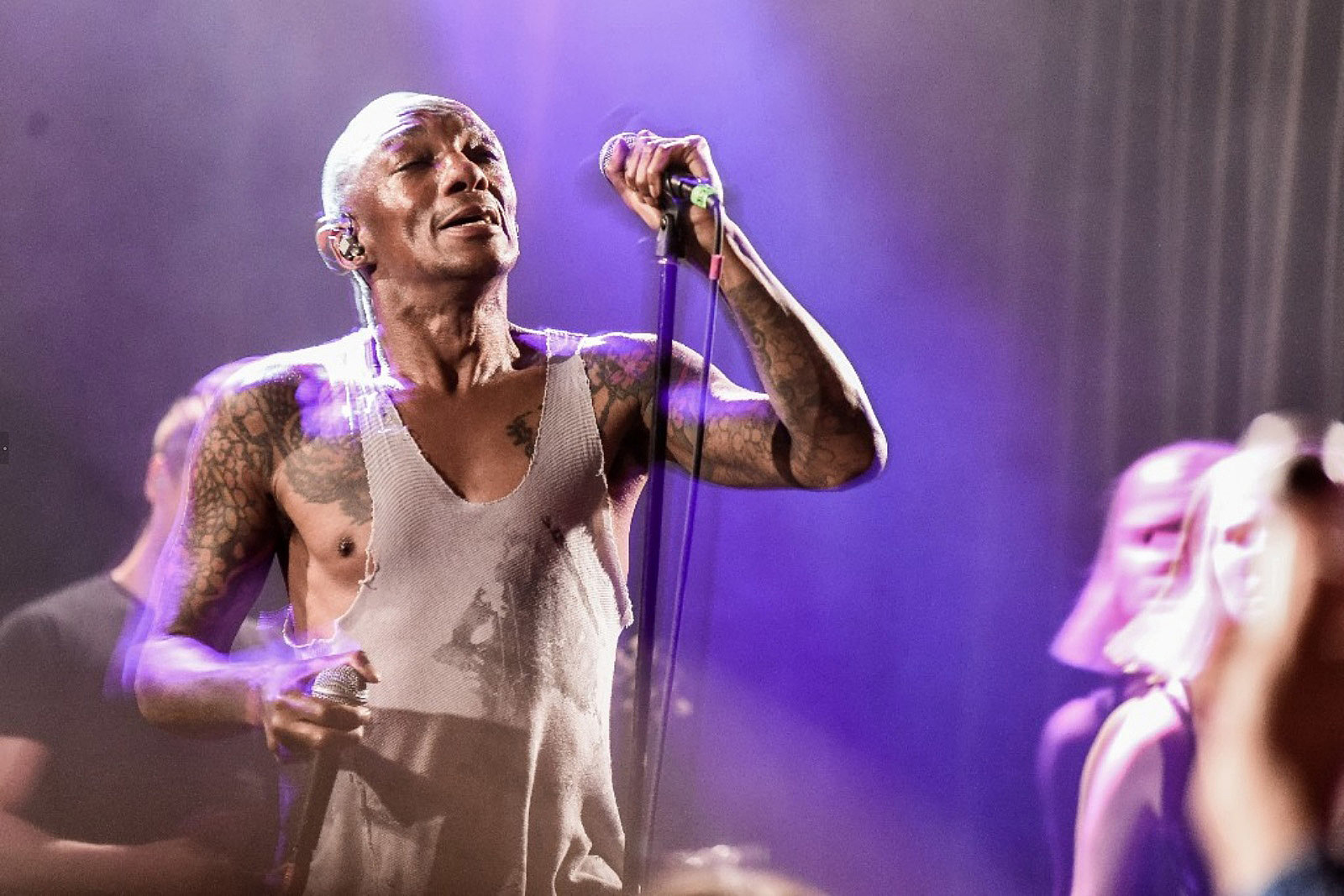 Tricky at Irving Plaza