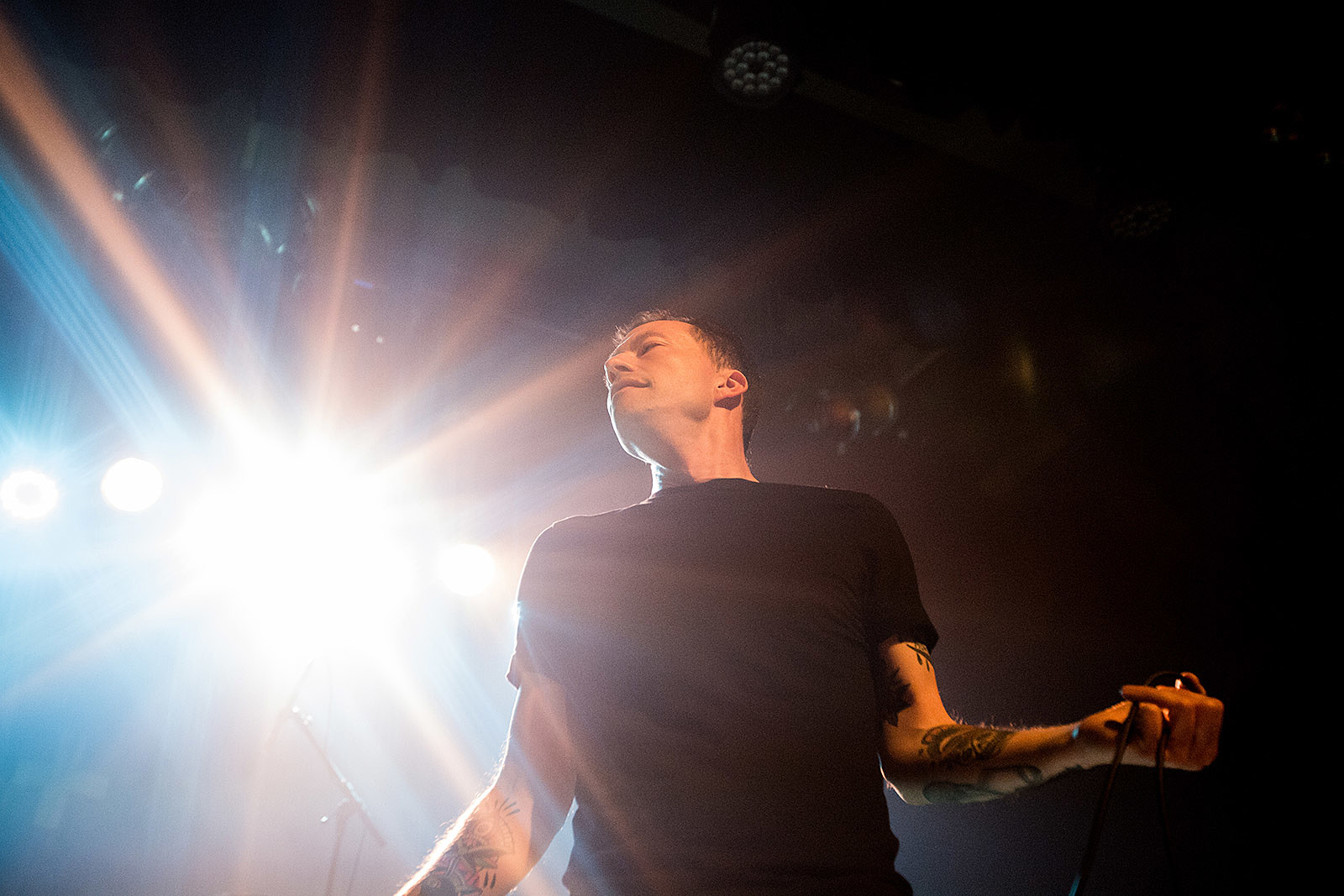 Touche Amore at Warsaw