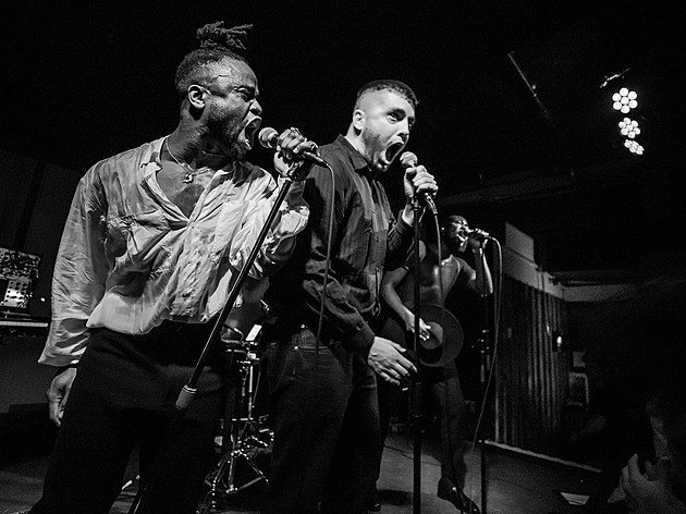 Young Fathers at Elsewhere