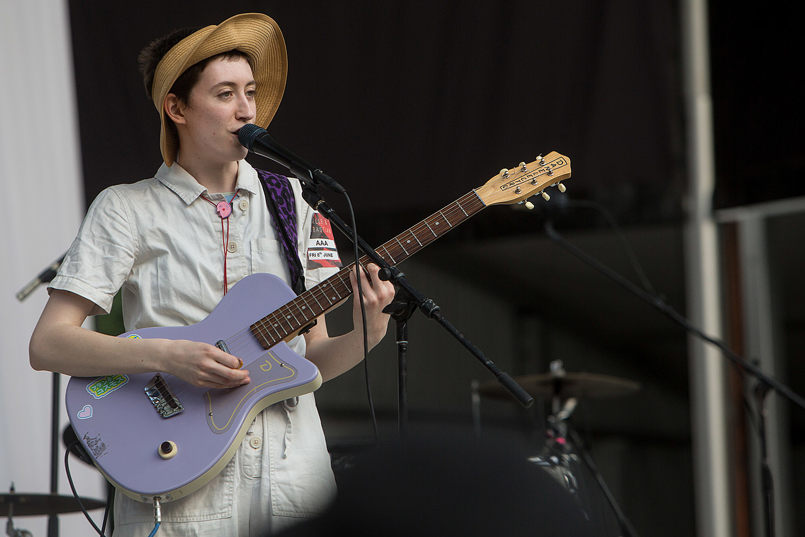 Frankie Cosmos at Forest Hills Stadium