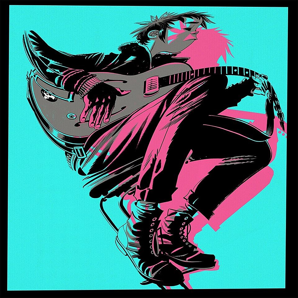 watch Gorillaz perform new album \'The Now Now\' in full for Boiler Room