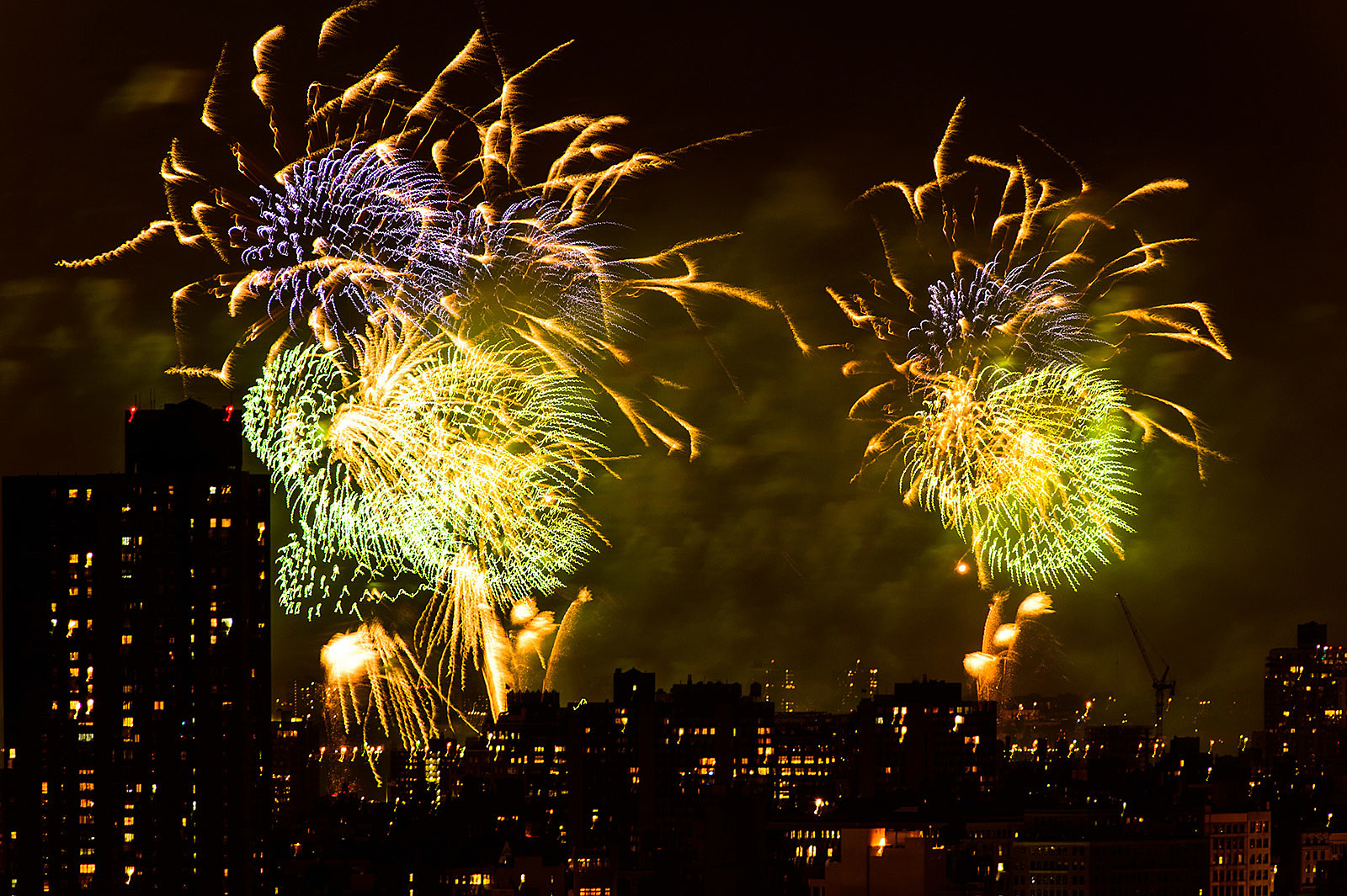 where to watch the 2018 Fourth of July fireworks in NYC