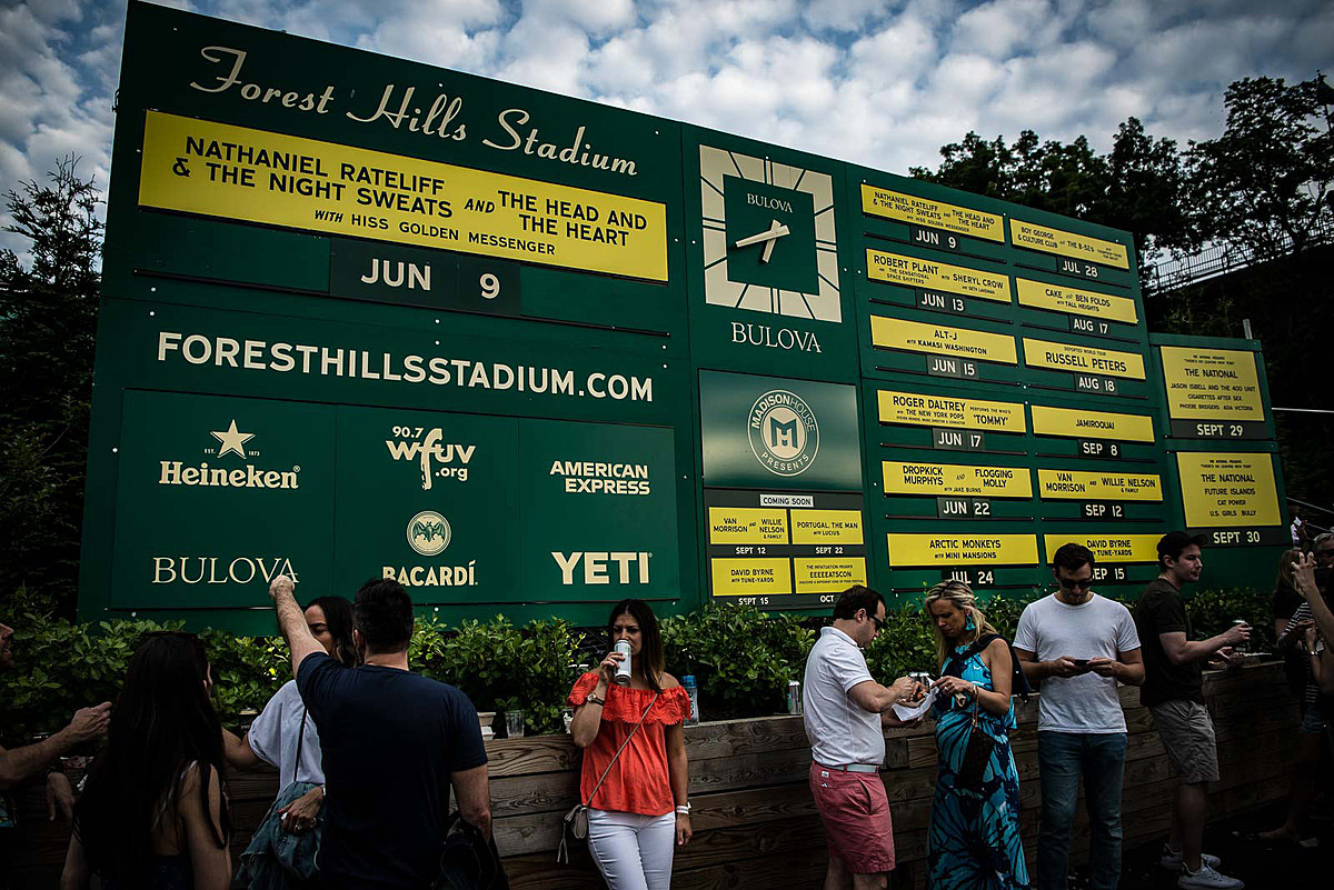 Forest Hills Stadium offering 4-for-$99 ticket promotion for 4th of July (all shows)