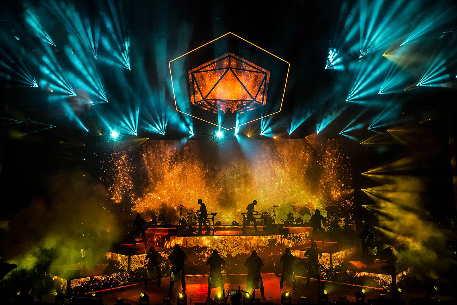 Odesza Touring Playing Nj A Big Wa Show With Death Cab More