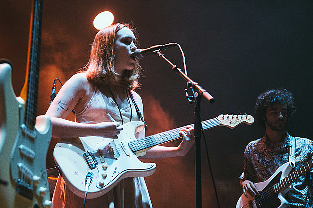 Soccer Mommy at Barclays Center