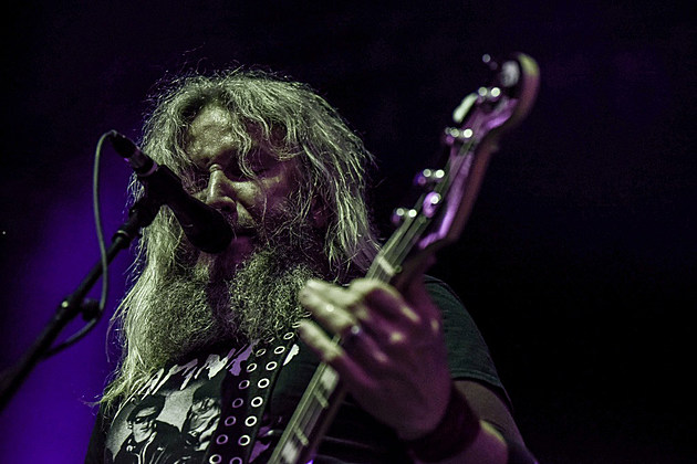 Mastodon at Ford Amphitheater at Coney Island Boardwalk