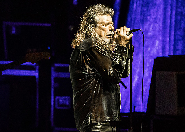 Robert Plant at Forest Hills Stadium